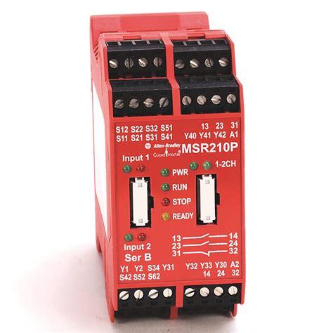 Relay Lu Emergency kendall electric inc 440r h23176 ab msr210p modular