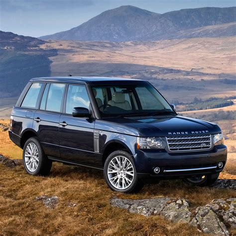 land rover 2011 2011 land rover range rover supercharged specifications