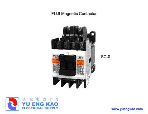 Contactor Sc 4 1 Fuji Electric sc 0 fuji electric products yu eng kao