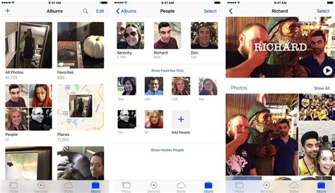 How To Find Peoples Pictures How To Find Faces And In The Photos App For Iphone Or Imore