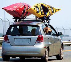 car kayak racks canoe and boat carriers surfboard