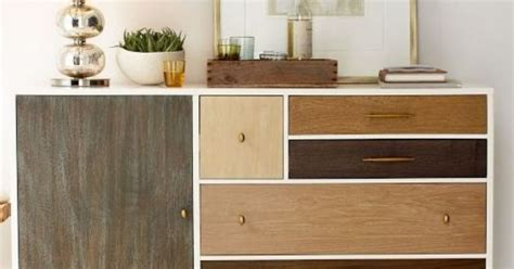 West Elm Patchwork Dresser by Patchwork Dresser From West Elm Diy Idea With Wood