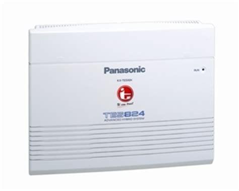Pabx Panasonic Tes 824 24 Ext 1 panasonic pabx type tes824