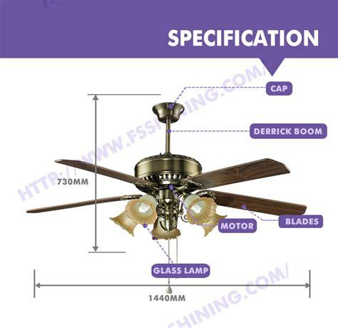 Ceiling Fan Height From Floor by Delightful Ceiling Fan Height Height Adjustable Industrial