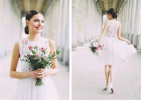 Kurze Brautkleider Standesamt by Kurzes Brautkleid F 252 R Das Standesamt Friedatheres
