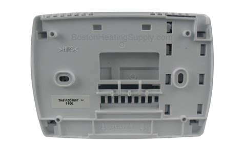 Honeywell Thermostat 2460 by Honeywell Digital Thermostat Pro 4000 Wiring Diagram