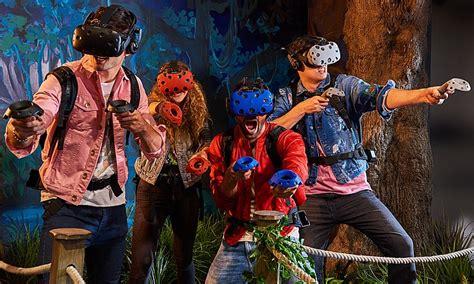 epic film dubai shoot zombies at dubai mall s epic new vr park