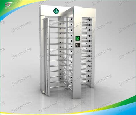 mekanisme layout perusahaan keamanan desain penuh tinggi turnstile gerbang masuk