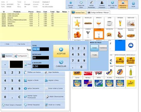 free full version pos software download sysme tpv en restaurantes de comida r 225 pida sysme
