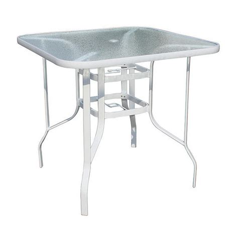 bar table glass top glass top bar table 187 glass top pub table contemporary indoor pub and bistro tables