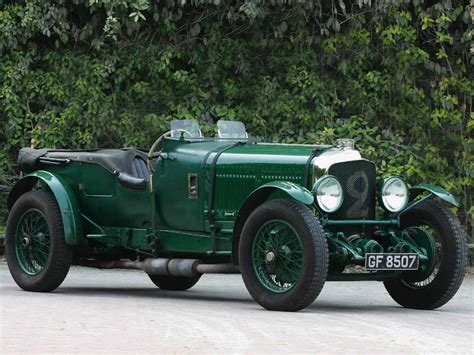 old bentley bentley speed 6 quot old number two quot 1930