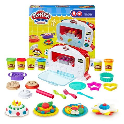 Play Doh Kitchen Creations Chef Set by Play Doh Kitchen Creations Magical Oven For 18 72 Best