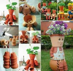 Terra cotta clay pot diy project for your garden how to diy clay pot
