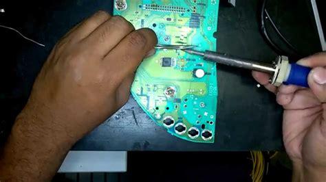 resistor smd como soldar como soldar led smd em painel automotivo