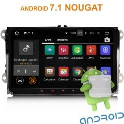 Polo Android Oreo 1 volkswagen gpsdiscount