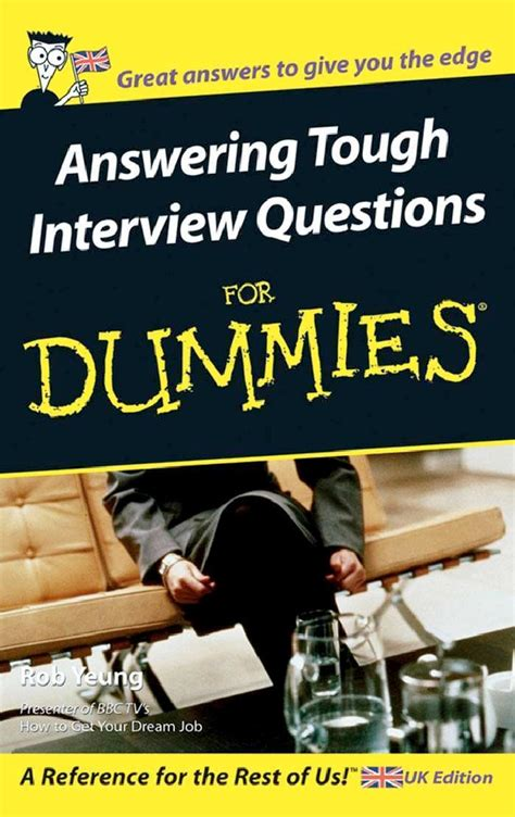 Tough Mba Questions by Answering Tough Questions