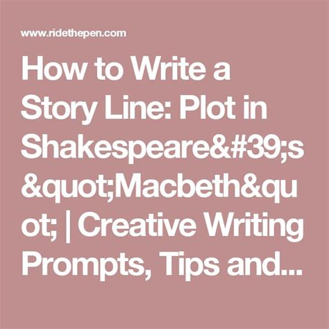 themes and techniques used in macbeth 25 best ideas about macbeth plot on pinterest plot of