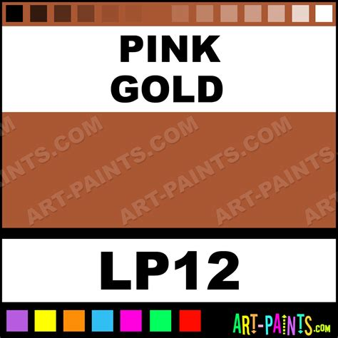 pink gold luster ceramic paints lp12 pink gold paint pink gold color doc holliday luster