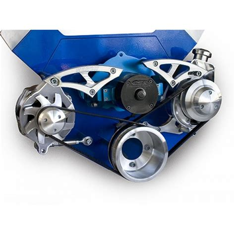 march performance ford    electric water pump ultra