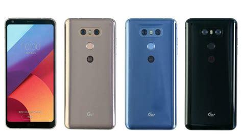 Lg G6 New Segel Black lg g6 release date specs price gadgets finder