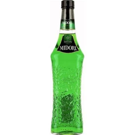 midori melon liqueur 6 case spec s wines spirits and finer foods
