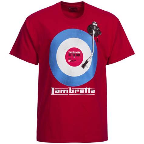 T Shirt Lambretta 6 by Lambretta Herren T Shirt Freizeit Shirt S M L Xl 2xl