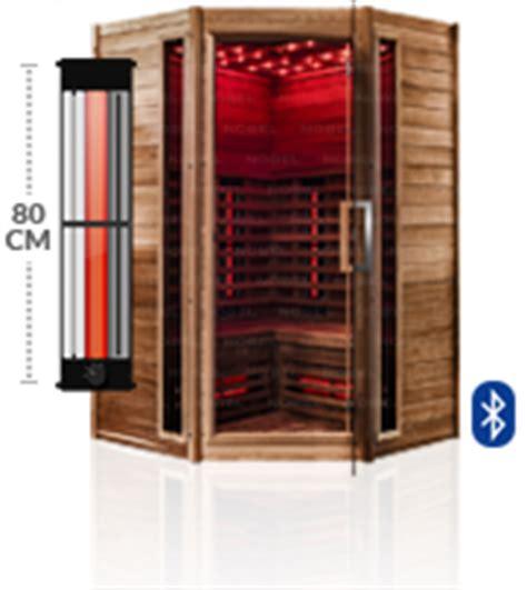 nobel sauna 130 infrarood sauna bekijk het aanbod infrarood sauna s