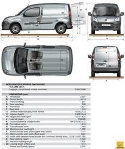 Renault Kangoo Load Length Photos Renault Kangoo 2 Express Caradisiac