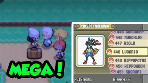 best nds rom nds rom hack with mega evolution with
