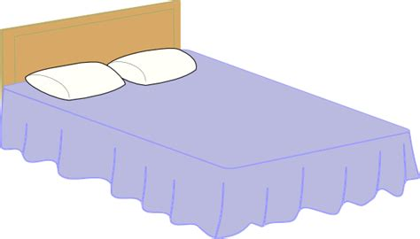 bed clipart bed 2 clip at clker vector clip