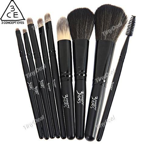 3ce Brush Set Box 3ce 9 in 1 makeup brushes cosmetic brushes set hbi 242279