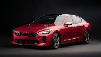 Kia Kia Kia Stinger Is The Company S Rear Wheel Drive