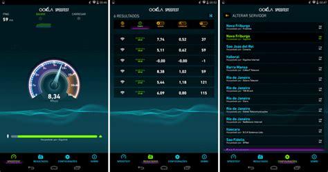 android speed test top 5 aplicativos para testar a velocidade da