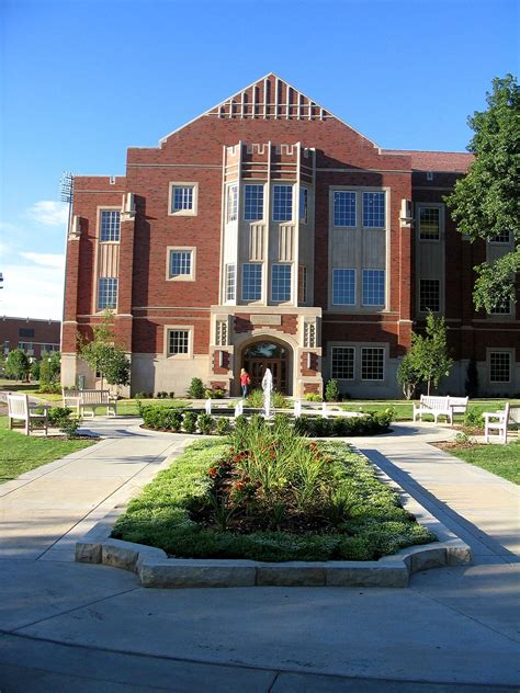 Cost For Mba At Oklahoma State by Michael F Price College Of Business