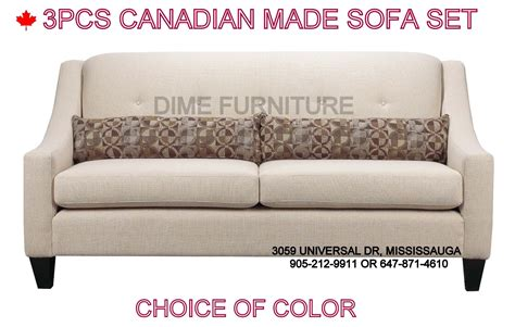 canadian made couches canadian made sofas canadian made furniture on style