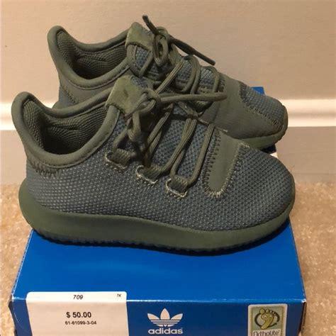 adidas shoes toddler boy olive green poshmark