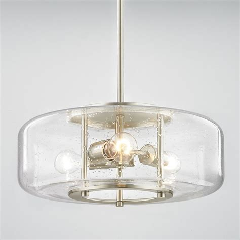 seeded glass light fixtures colored seeded glass pendants 3 colors colored seeded