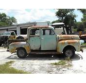 From The Hemmings Forum Extended Cab Pickup 1952
