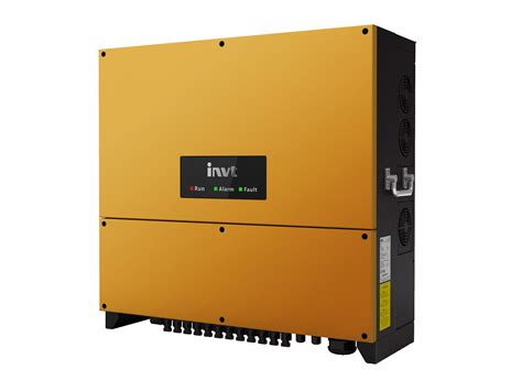 Smart Pv Combiner Jtpv 10 Invt invt solar technology shenzhen co ltd