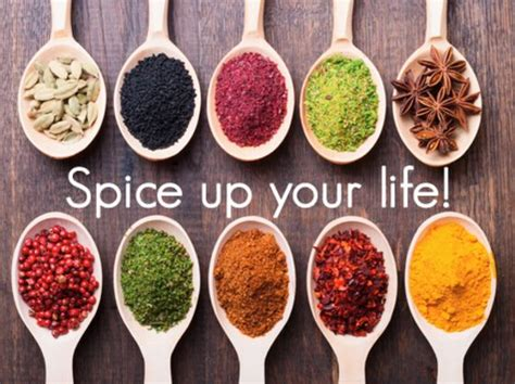 7 Challenges To Spice Up Your by Which Seasoning Should You Use To Spice Up Your