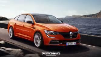 Renault A Renault Talisman Rs Rendering Doesn T Look Half Bad