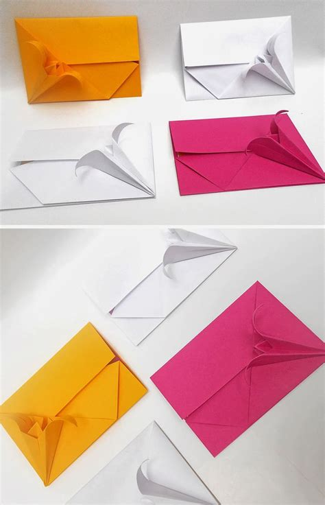 501 best origami envelopes images on origami