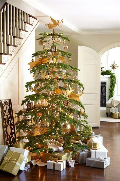 victorian christmas tree pottery barn christmas
