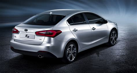 Kia Forte K3 Review Kia Forte K3 Official Exterior Images Released
