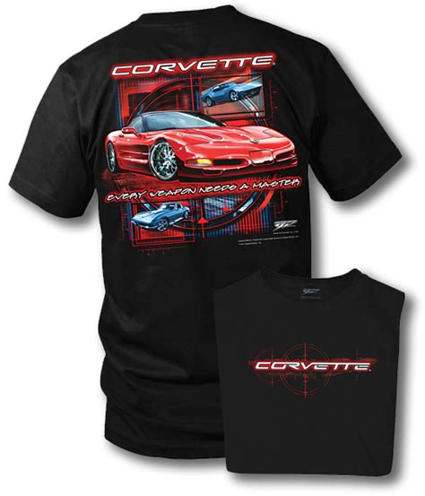 c5 corvette every weapon t shirt size m only chevy mall