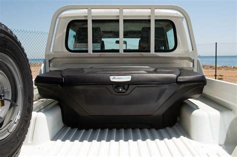 land cruiser pickup accessories ubox lc79 dcb land cruiser 79 double cabin pick up