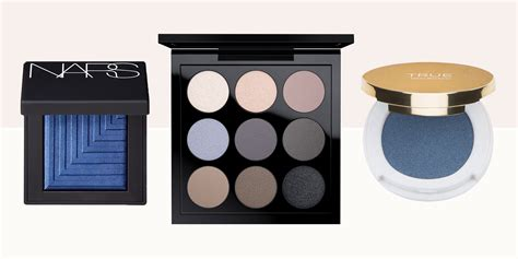 light blue eyeshadow palette 10 best blue eyeshadow shades for winter 2018 light and