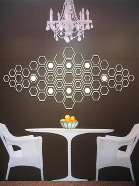 wall decor idea for blank wall midcityeast