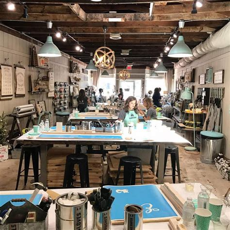 fast growing diy workshop boutique coming  sioux falls
