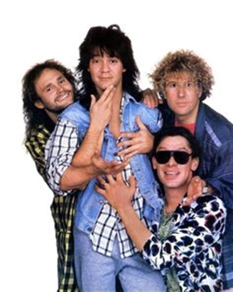 Halen Are Getting Back Together With David Roth by David Roth On Eddie Halen Cyndi